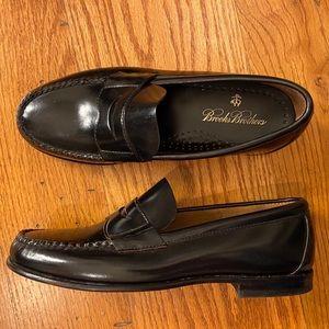 EUC Brooks Brothers Loafers, Blacks